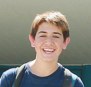 עומר קליין (צילום: ארנון בוסאני)