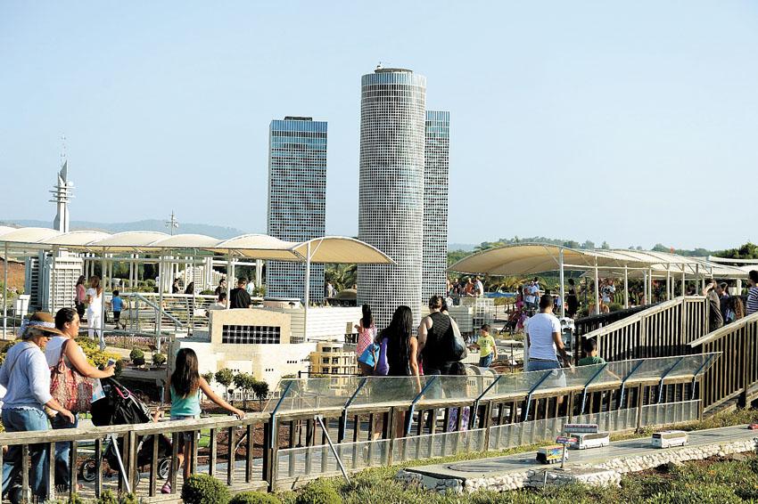 פארק מיני ישראל (צילום קובי קונקאס)
