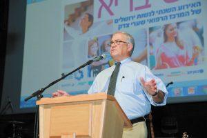 פרופ' ארנון סמואלוב (צילום: ארנון בוסאני)