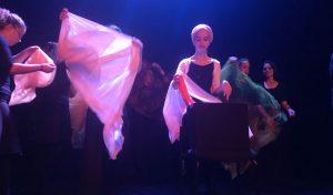 תיאטרון לחישה (צילום: ניצן ויזמן)