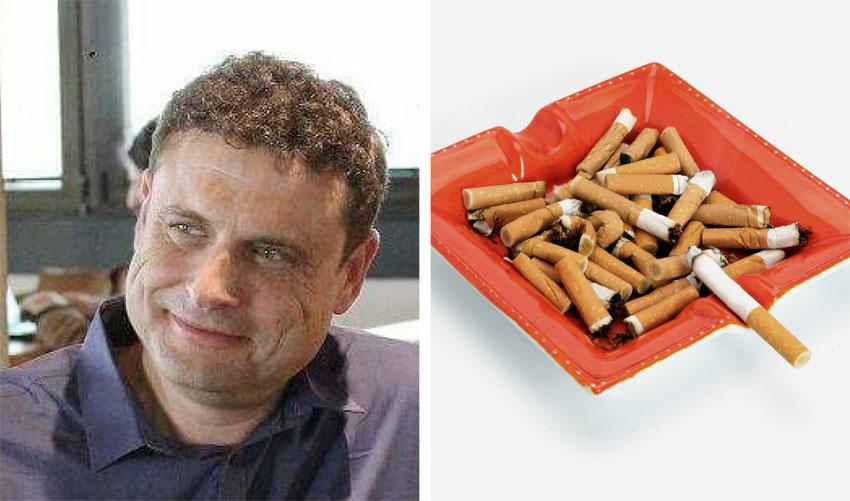 סיגריות, יאיר זהבי (צילומים: א.ס.א.פ קריאייטיב INGIMAGE, פרטי)