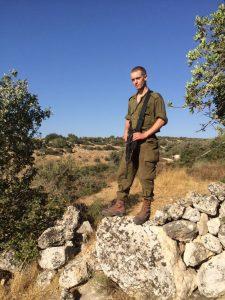 """רב""""ט בנימין משה כהן (צילום: דובר צה""""ל)"""