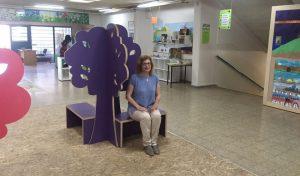 רוני אוחנה, מנהלת בית הספר גואטמלה (צילום: פרטי)