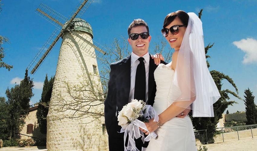 """בדיקת """"כל העיר"""": כמה עולה להתחתן בירושלים?"""