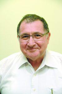 """יוסי שכטר, מנכ""""ל ארגון בוני ירושלים והסביבה (צילום: שמואל אדלר)"""