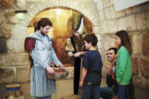אבירי הקיץ במגדל דוד (צילום: עידו כהן)