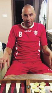 אבירם ברוכיאן (צילום: מתוך אינסטגרם)