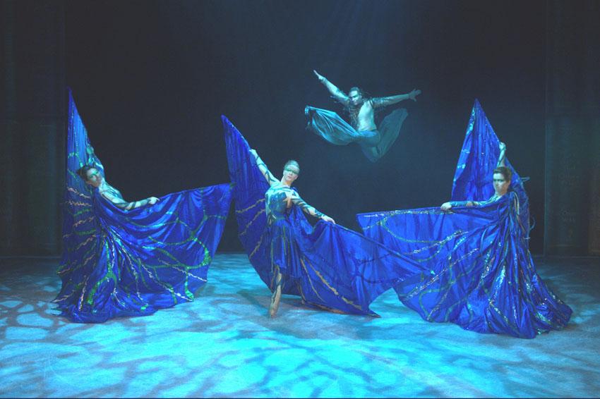 "Cirque de Glaceאייסלנד, (צילום: יח""צ חו""ל)"
