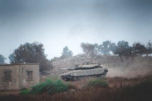 """חיל השריון (צילום: דובר צה""""ל)"""