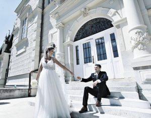 אריק ואליסקה סאבו חוגגים שנה של נישואין (צילום: מתוך אינסטגרם)