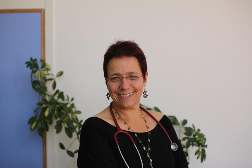 """ד""""ר מורית בארי, מנכ""""ל בית החולים אלי""""ן (צילום: בית החולים אלי""""ן)"""