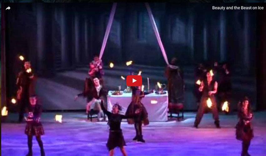 מתוך מופע Cirque de Glace (צילום: Cirque de Glace)