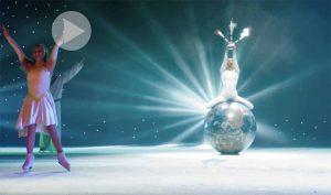 Cirque de glace מופע קרח בינלאומי, אייסלנד (צילום: cirque de glace)