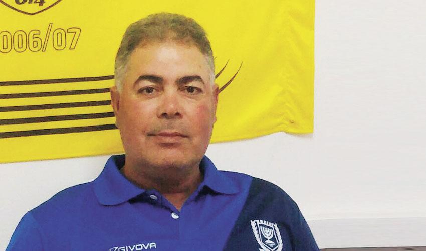 """יואב תבריזי, מאמן נוער בית""""ר ירושלים (צילום: פרטי)"""