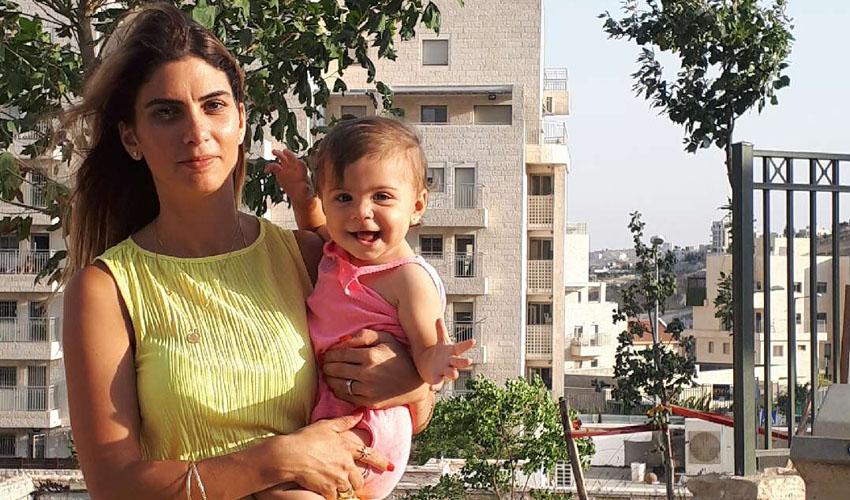 נויה ואימה אתי כהן (צילום: פרטי)