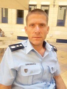 """נצ""""מ מוטי שיף (צילום: דוברות המשטרה)"""