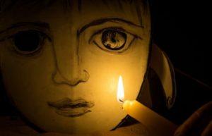 """""""נקודת אור"""" בתיאטרון הקרון (צילום: דור קדמי)"""