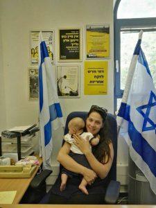 עינב בר כהן ויובל הקטנה (צילום: שרון גבאי)