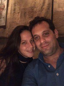 עינב ואסף בר כהן. מסעדת יפו תל אביב של השף חיים כהן, בחגיגות ה-30 (צילום: פרטי)