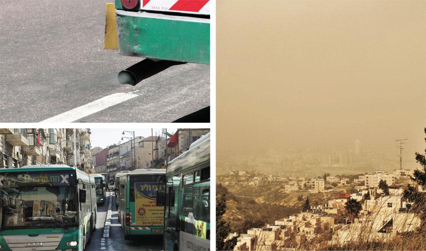 רחוב אגריפס, פליטת אוטובוס, ירושלים (צילומים: ינון בן שושן, מוטי מילרוד, תומר אפלבאום)