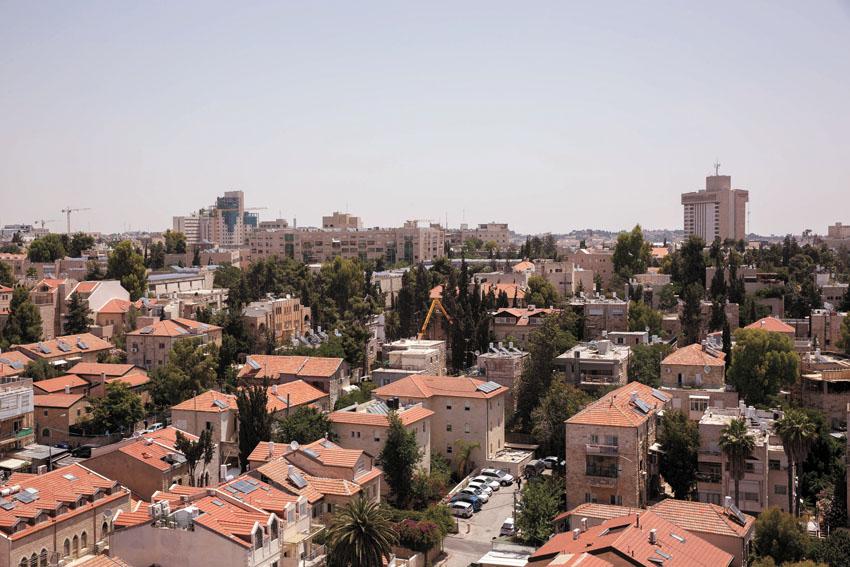 שכונת רחביה (צילום: אמיל סלמן)