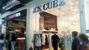 רשת ICE CUBE (צילום: סיגל קליין)