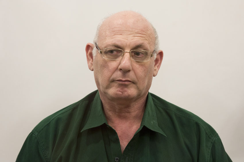 שמעון קופר (צילום: מוטי מילרוד)