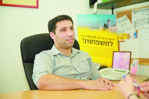 אלעד מלכא (צילום: ארנון בוסאני)