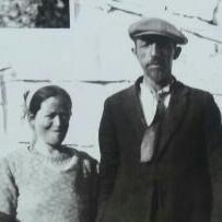 """יעקב (פאפו) ורבקה בר ציון ז""""ל (צילום: מתוך האלבום המשפחתי)"""