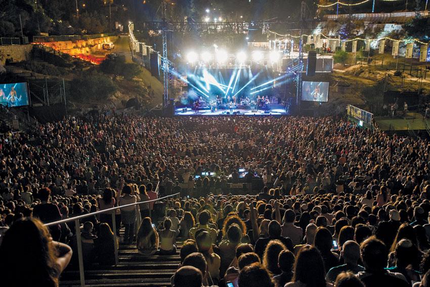 פסטיבל חוצות היוצר בירושלים (צילום: שמואל כהן)