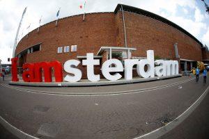 I love Amsterdam (צילום: רויטרס MICHAEL KOOREN)