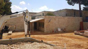 בית הספר החדש אמירים בגבעה הצרפתית (צילום: באדיבות עיריית ירושלים)