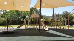 גן השלושה (צילום: מיכל פישמן-רואה)