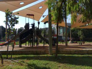 גן ליפשיץ בבקעה (צילום: מיכל פישמן-רואה)