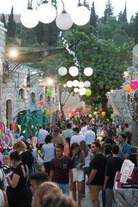 פסטיבל חוצות היוצר (צילום: סוכנות הצילום שמואל כהן)