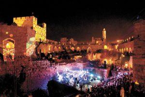 פסטיבל מקודשת בירושלים (צילום: נועם שוגנובסקי)