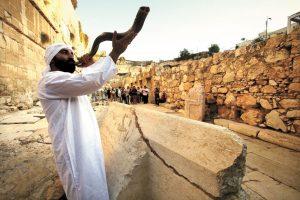 סליחות ברובע היהודי (צילום: יוסי זמיר)