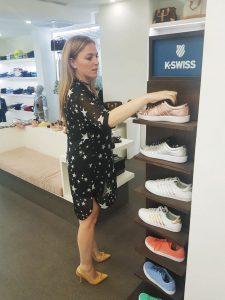 עמית קוסמטיקס, עמית צוקרמן בחנות האופנה 'בוקה' (צילום: פרטי)