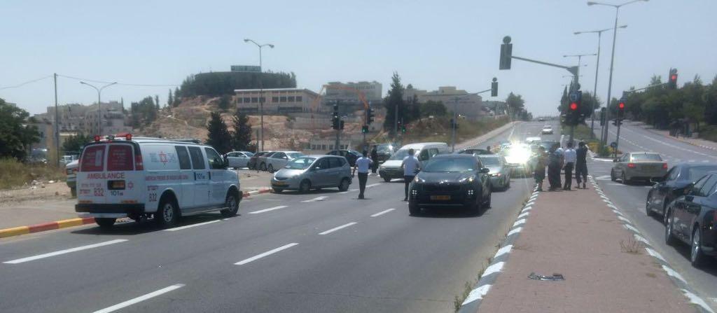 ירושלים – בצמרת הערים בארץ שבהן נפגעים הכי הרבה ילדים בתאונות דרכים