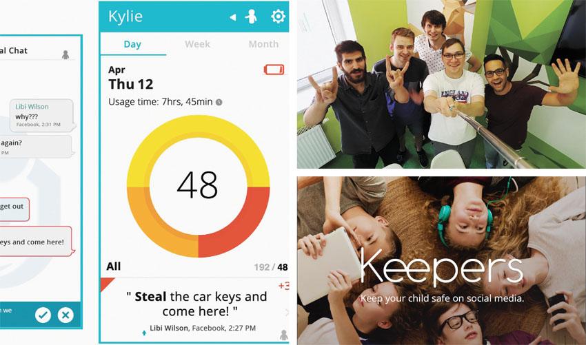 מתכנתי האפליקציה keepers (צילומים חנן ליפסקין)