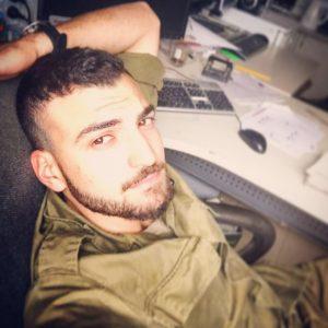 ירין יחזקאל (צילום: עצמי)