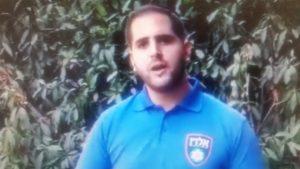 """אביתר אלבאז, יו""""ר ארגון אלו""""ן (צילום: ארנון בוסאני)"""