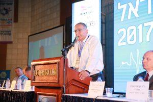 פרופ' זאב רוטשטיין, ועידת ישראל לרפואה 2017 (צילום: ארנון בוסאני)