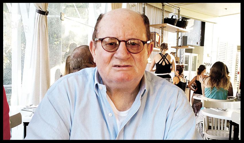 """דודו קופרמן ז""""ל (צילום: אלבום פרטי)"""