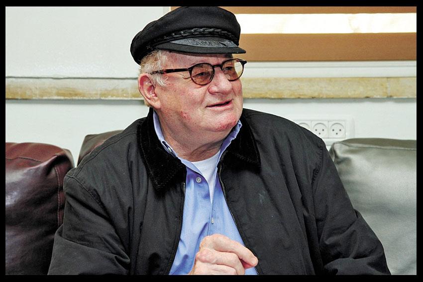 """דודו קופרמן ז""""ל (צילום: ארנון בוסאני)"""