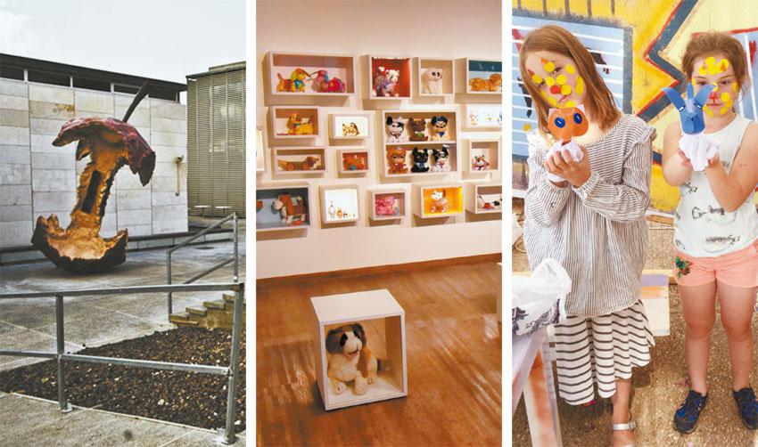 מוזיאון ישראל, מתוך תערוכות המוזיאון (צילומים תומר אפלבאום, סוזן חזן-מוזיאון ישראל, בני מאור)