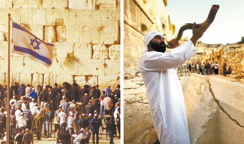מהרובע היהודי ועד נחלאות: סיור סליחות ברחבי העיר
