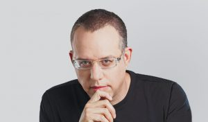 """ד""""ר אייל דורון (צילום: אלעד דוד)"""