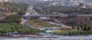 התחנה המרכזית החדשה בצפון ירושלים (הדמיה: מורדגן)
