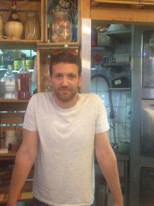 חיים אברהמי, בעלי מסעדת 'פסטה בסטה' (צילום: סיון צרפתי)